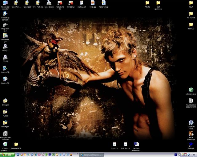 desktop 1 by fuchsiart