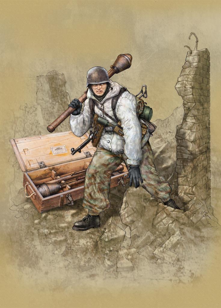 Panzerfaust-60 by fuchsiart