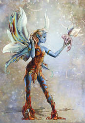 Fairy-A by fuchsiart