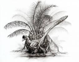 Hesperonychus elizabethae - revised by WanderingAlbatross