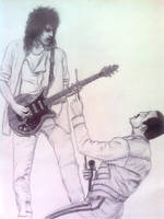 Freddie and Brian TAKE 2 by Fuzzums2