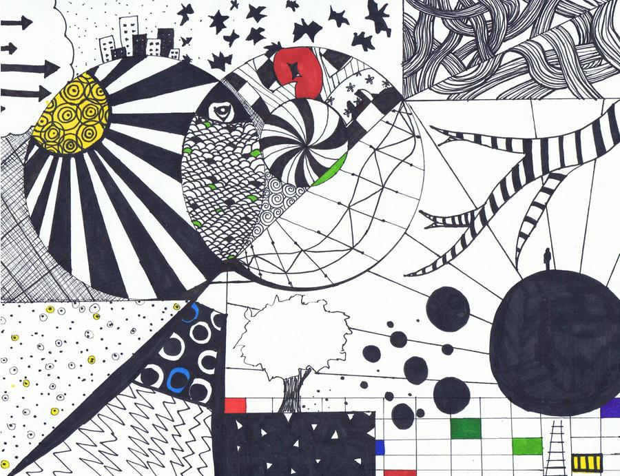 Paroles et traduction Texas : Drawing Crazy Patterns - paroles de