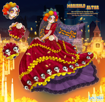 LN Fanmade Suit - Day of the Dead