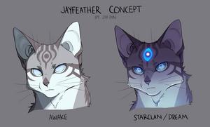 Jayfeather - Concept by Jih-pun