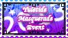 K.O.O.: Yuletide Masquerade Event 2013 Stamp by baskervwatson