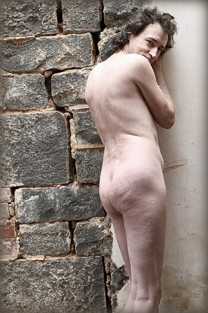 NAKED WALL by EurekaMichael