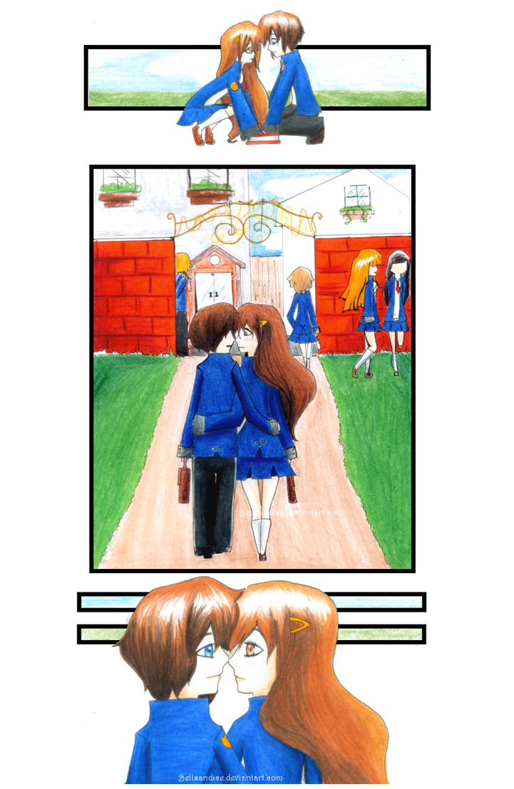 school life by bellsandice
