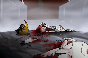 Scarlex- Slayer's Corruption by Malbet