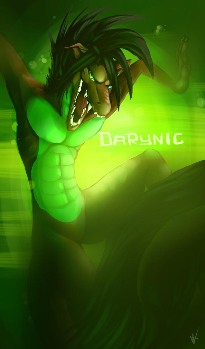 Darynic Gift by ThatAlbinoThing