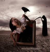 Desolate Destination by flina