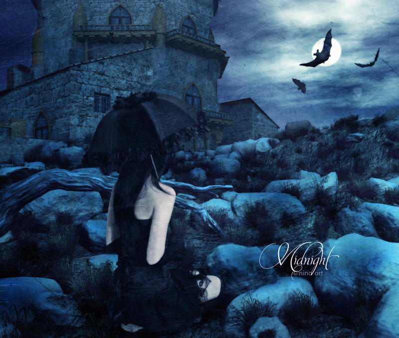 Midnight by flina