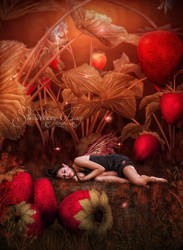 Strawberry Fairy by flina