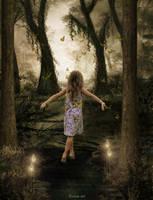 Forest Walk by flina