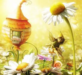 Fairy House by flina