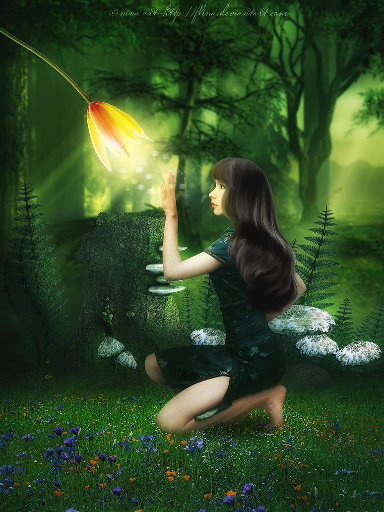 Enchantment by flina