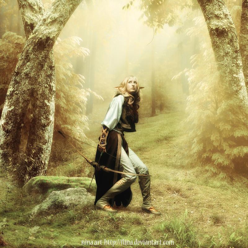 Elven by flina
