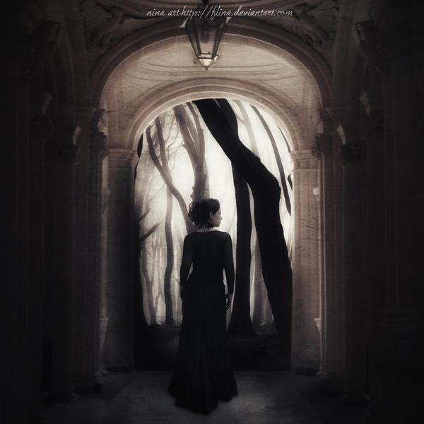The Entrance by flina