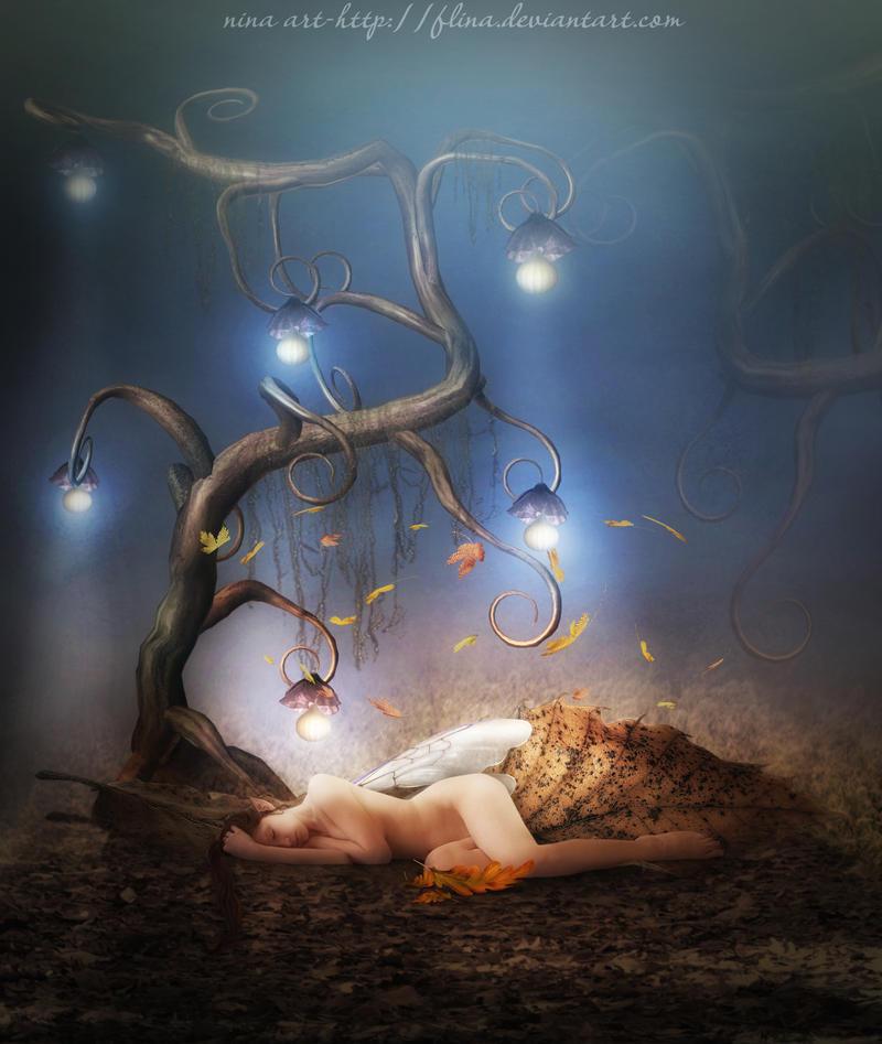 Sleep Tight by flina