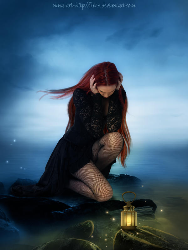 Sad by flina