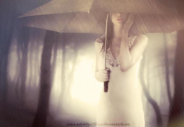 Rain by flina