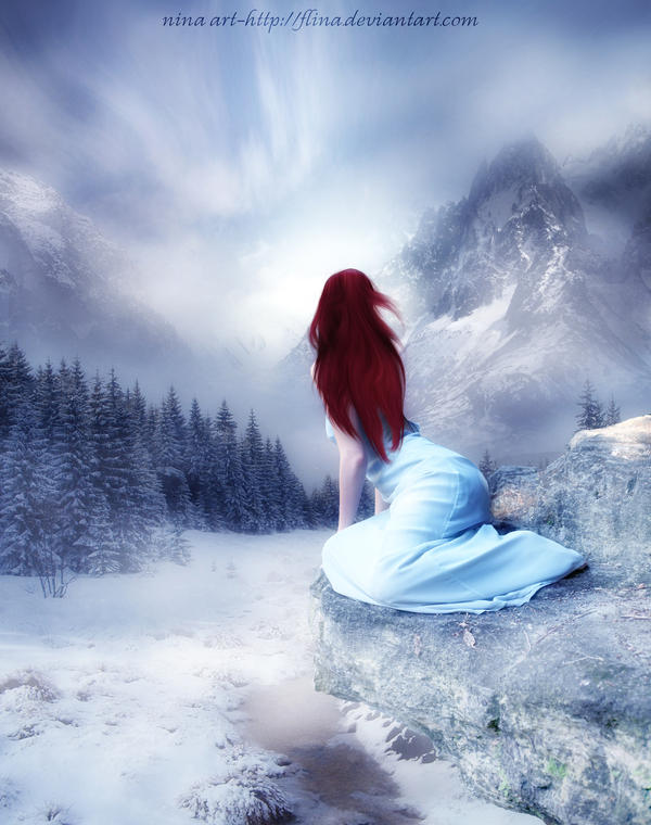 Winter longing by flina