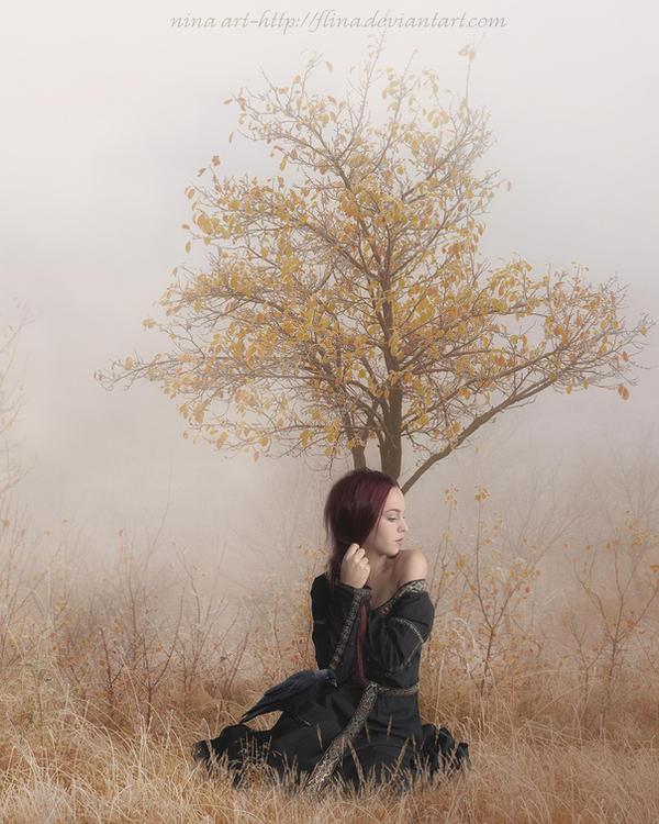 Goodbye Autumn by flina