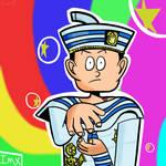 Gappy Higashikata! by Imaginox