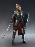 Queen of Stormhaven