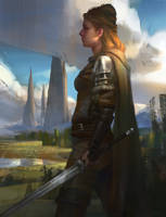 Ranger by NathanParkArt