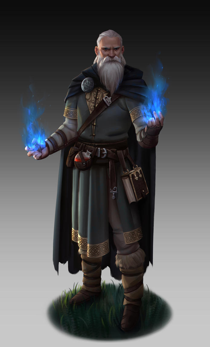 mage by nathanparkart on deviantart