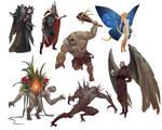 Mini Characters 1
