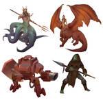 Mini Characters 2