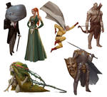 Mini Characters 5