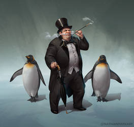Batman 1940 - The Penguin