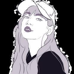 Lisa (BlackPink) Fanart by Brownielonglegs