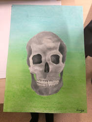 Skull #3 by Brownielonglegs