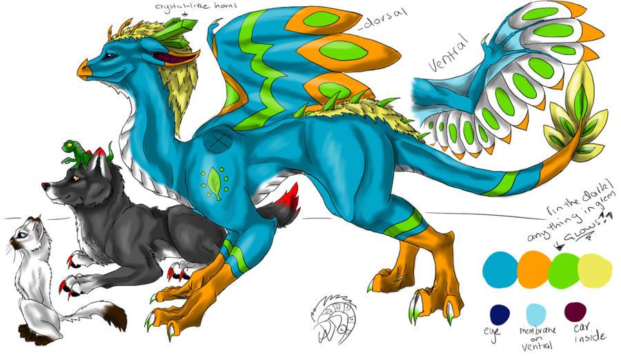 CE - Kaleena's Dragon