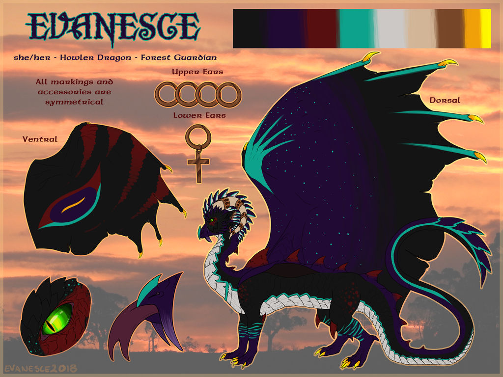 Evanesce Reference 2018