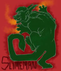 Sketch Slimeman