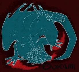 Sketch Ookami