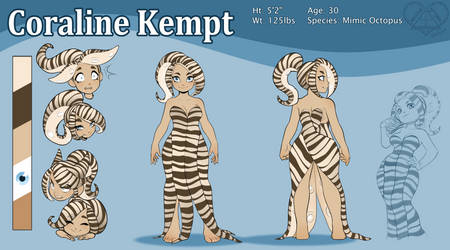 [R] Coraline Kempt