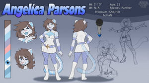 [R] Angelica Parsons