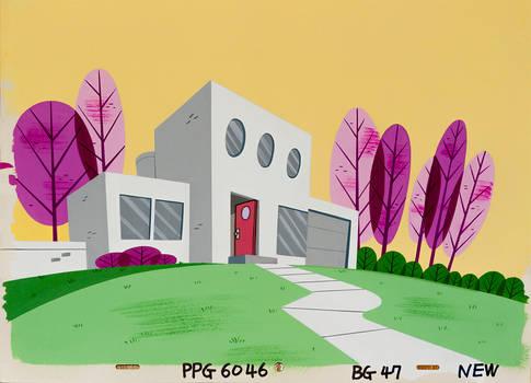 The Powerpuff Girls House (S04E06)