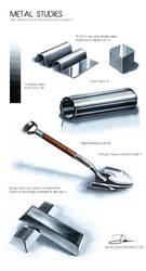 Metal Studies by Dei-bon