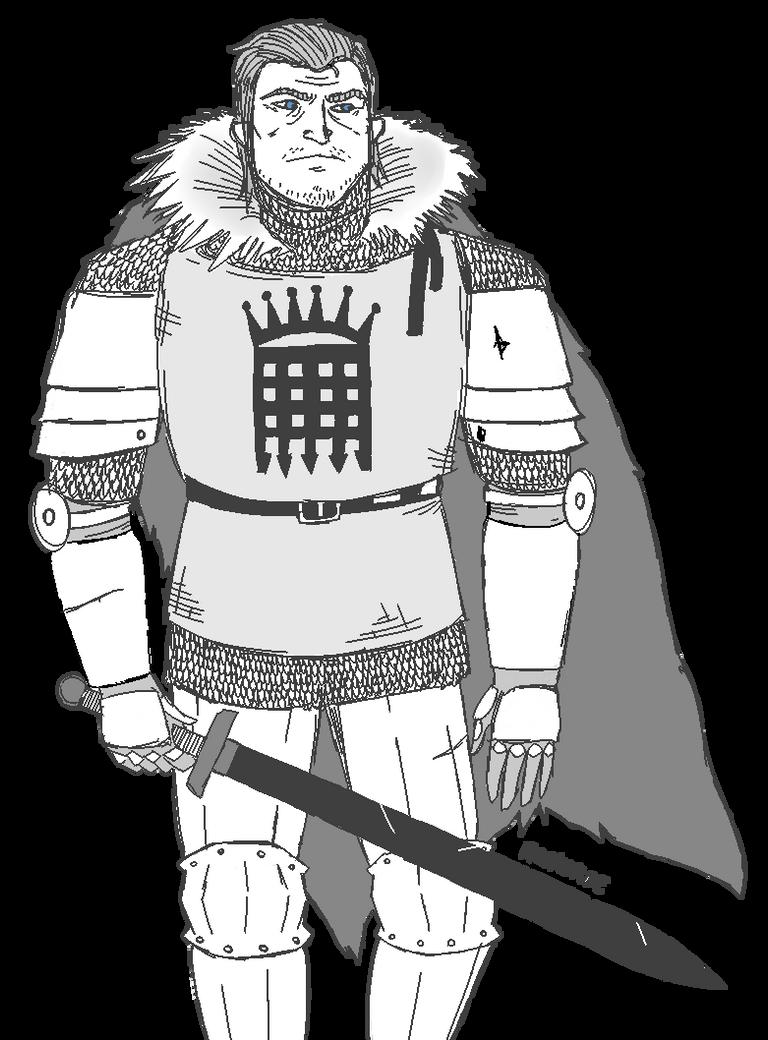 Mercenary by Roskotude