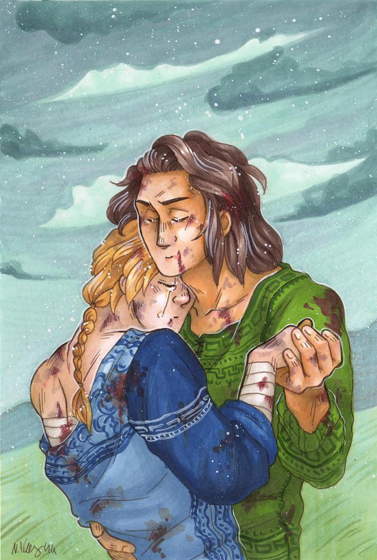 At Journeys End [Seregil and Alec] by ProfDrLachfinger