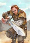Bastard Blade [Ser Jorah Mormont]