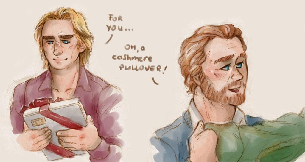 For You [Jorah Mormont Jaime Lannister] by ProfDrLachfinger