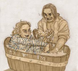 Washing [Childermass and Vinculus]