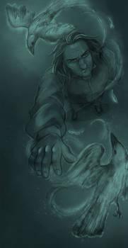 Raven Summoner [John Childermass]
